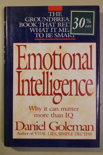 Emotional Intelligence - Why it can matter more than IQ, Daniel Goleman