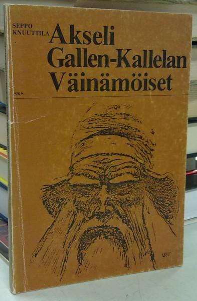Akseli Gallen-Kallelan Väinämöiset, Seppo Knuuttila