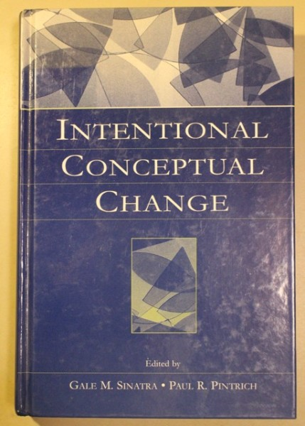 Intentional Conceptual Change, Gale M. Sinatra