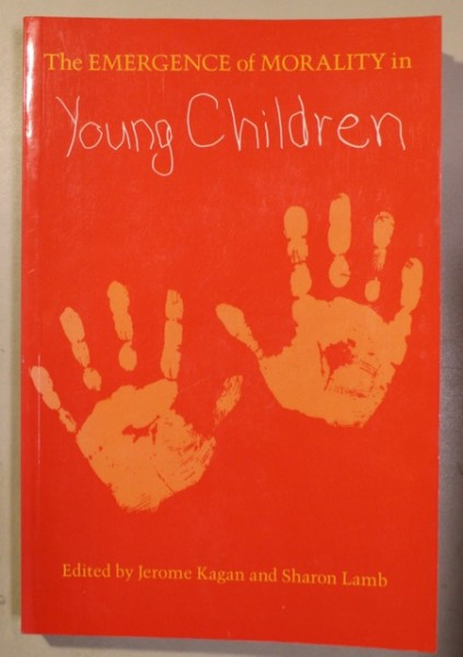The Emergence of Morality in Young Children, Jerome Kagan