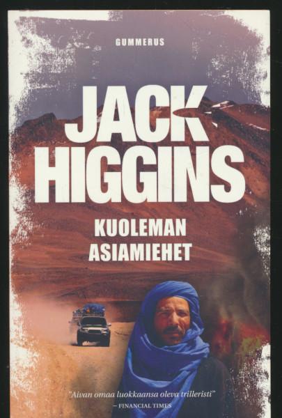 Kuoleman asiamiehet, Jack Higgins