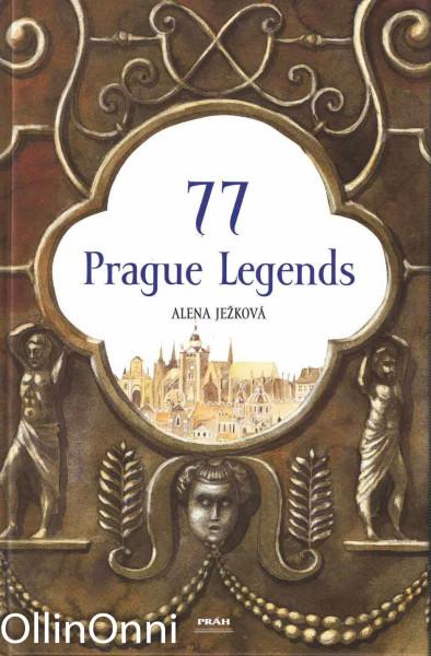 77 Prague Legends, Alena Jezkova