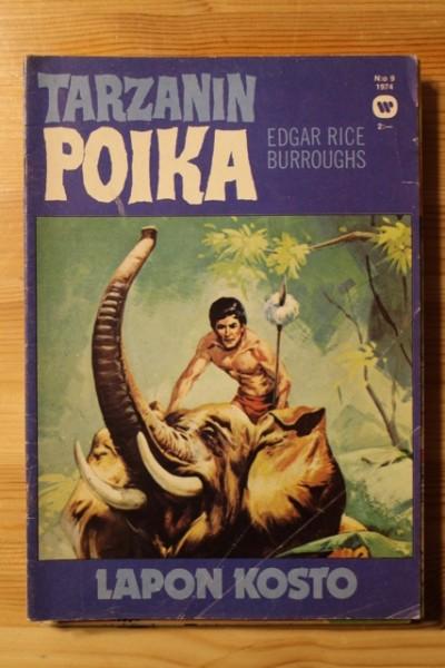 Tarzanin poika 1974-09,
