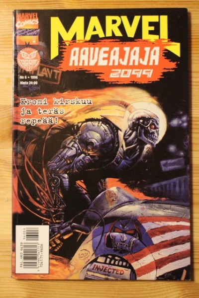 Marvel 1996-06 Aaveajaja,