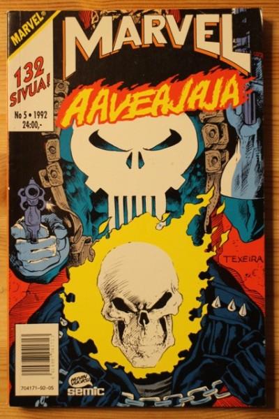 Marvel 1992-05 Aaveajaja,