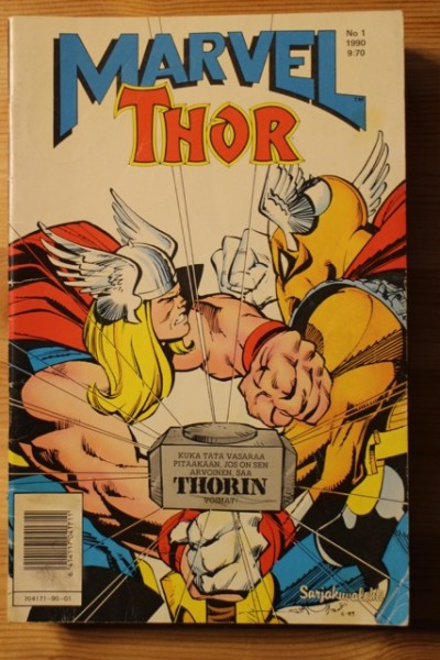 Marvel 1990-01 Thor,