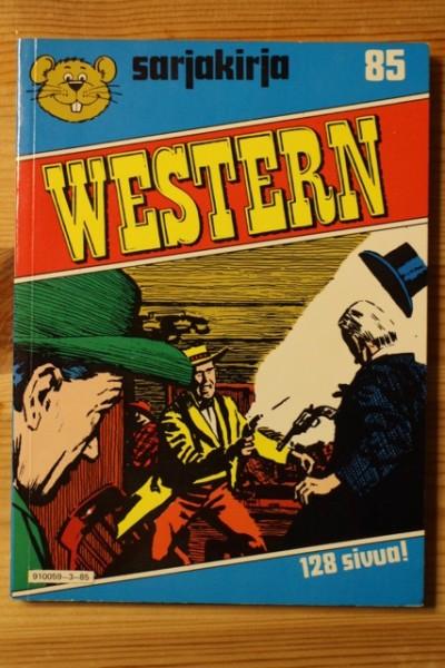 Sarjakirja 85 Western,