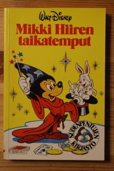 Mikki Hiiren taikatemput, Walt Disney