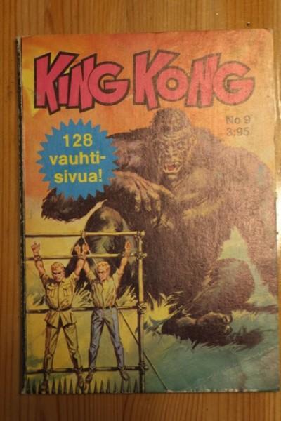 King Kong 9 (1974) Gogran paluu,