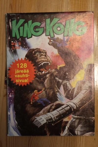 King Kong 6 (1974) Jättien kamppailu,