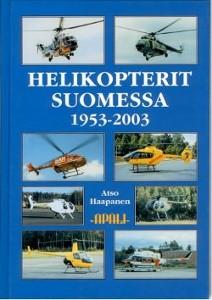 Helikopterit Suomessa 1953-2003, Atso Haapanen