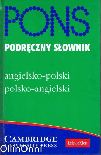 Pons - Podreczny slownik angielsko-polski polsko-angielski, Ei tiedossa