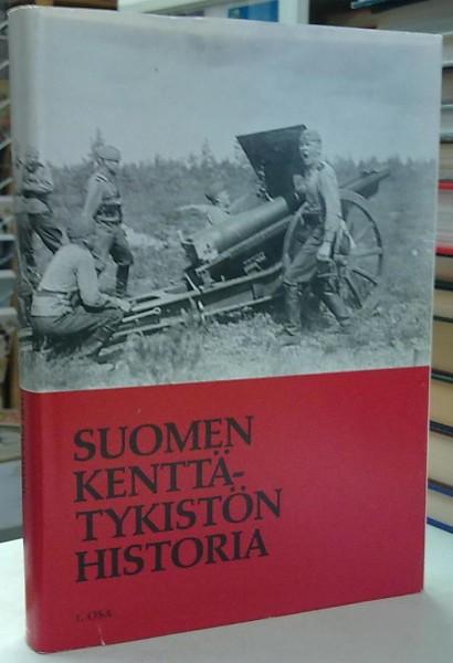 Suomen kenttätykistön historia 1. osa, Jyri Paulaharju
