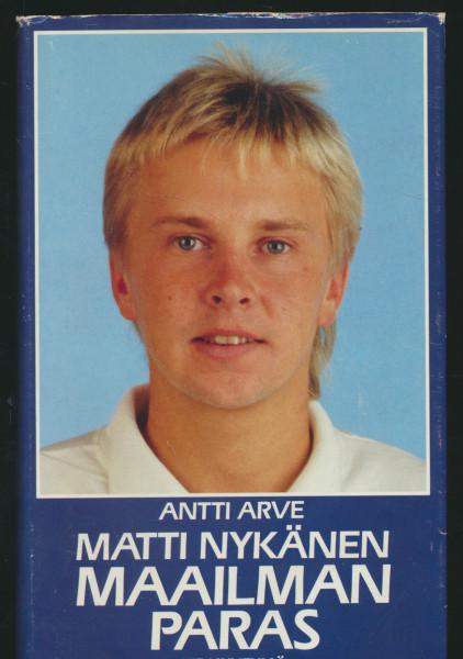 Matti Nykänen, maailman paras, Antti Arve