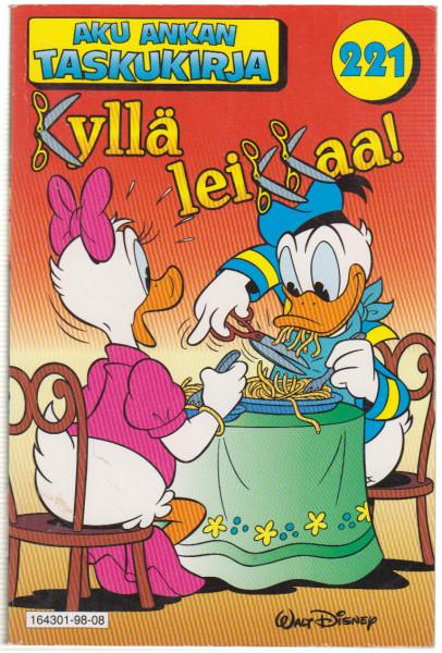 Kyllä leikkaa!, Walt Disney
