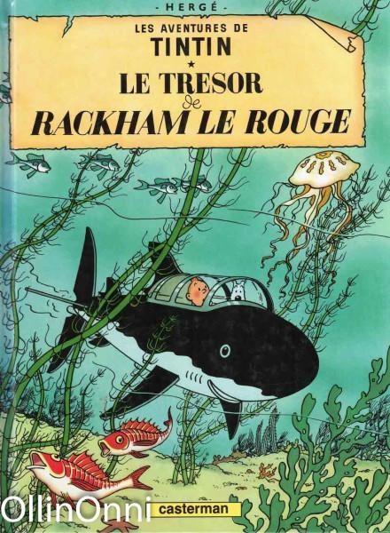 Les aventures de Tintin - Le tresor de Rackham le Rouge, Herge