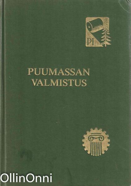 Puumassan valmistus II - osat 1 ja 2, Nils-Erik Virkola