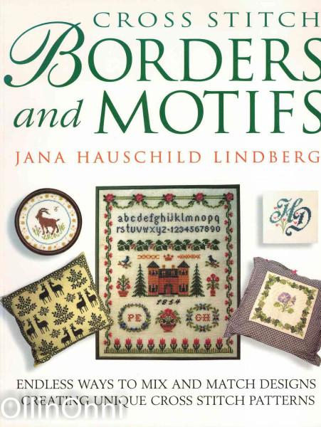 Cross Stitch Borders and Motifs, Jana Hauschild Lindberg