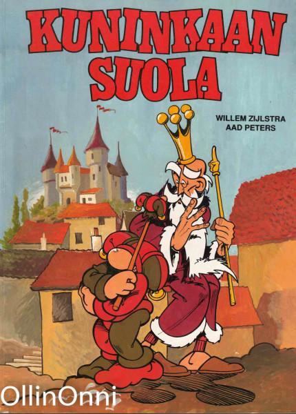 Kuninkaan suola, Willem Zijlstra