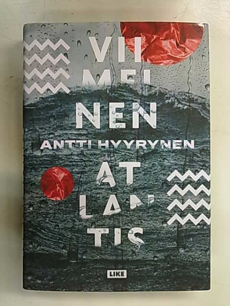 Viimeinen Atlantis, Antti Hyyrynen