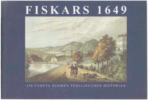 Fiskars 1649 : 350 vuotta Suomen teollisuuden historiaa, Barbro Kulvik