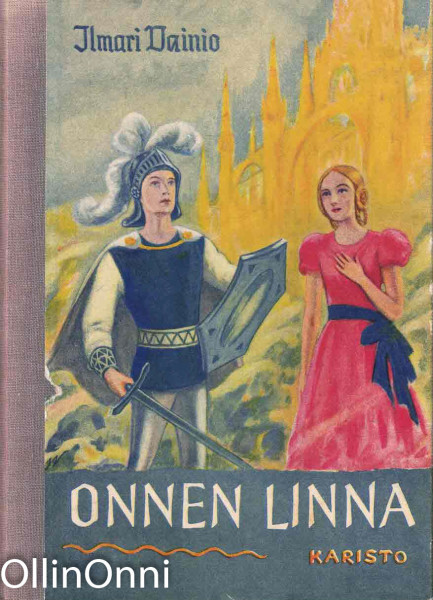 Onnen linna, Ilmari Vainio