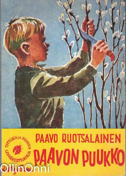 Paavon puukko ja äidin siunaus, Paavo Ruotsalainen