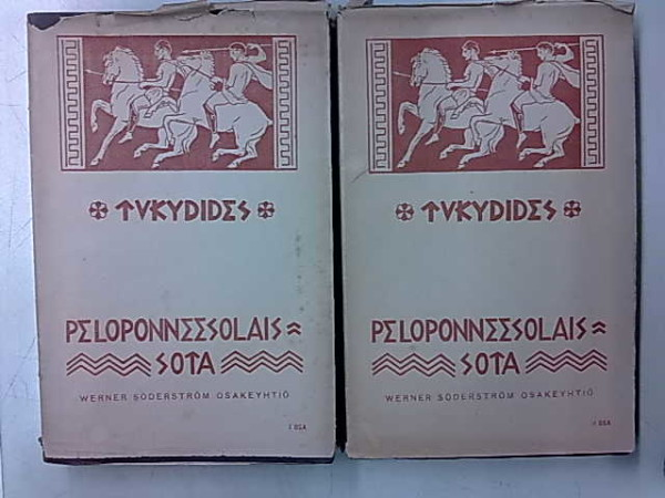 Peloponneesolais-sota I-II,  Tukydides