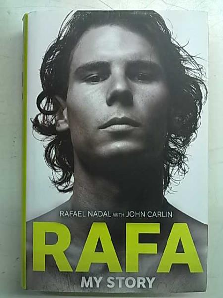 Rafa - My Story, Rafael Nadal