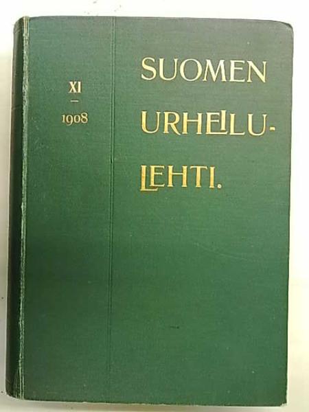 Suomen Urheilulehti 1908 XI vuosikerta, Ivar Wilskman