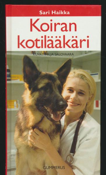 Koiran kotilääkäri, Sari Haikka
