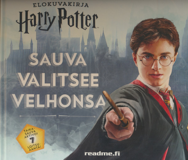 Harry Potter Sauva valitsee velhonsa,