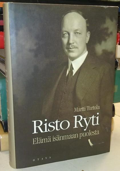 Risto Ryti - Elämä isänmaan puolesta, Martti Turtola