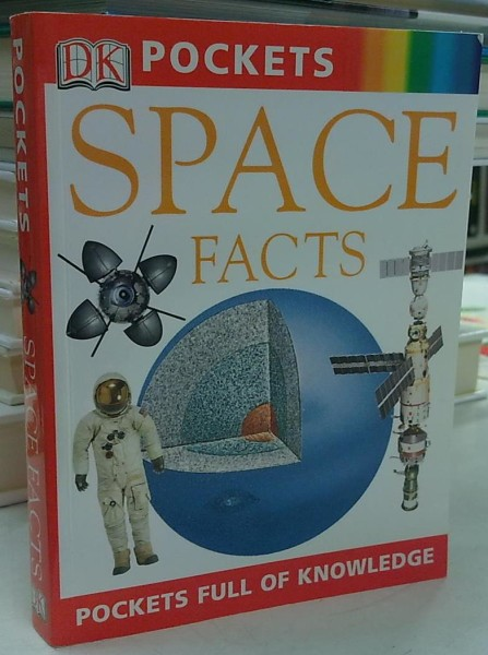 Pockets Space Facts, Carole Stott