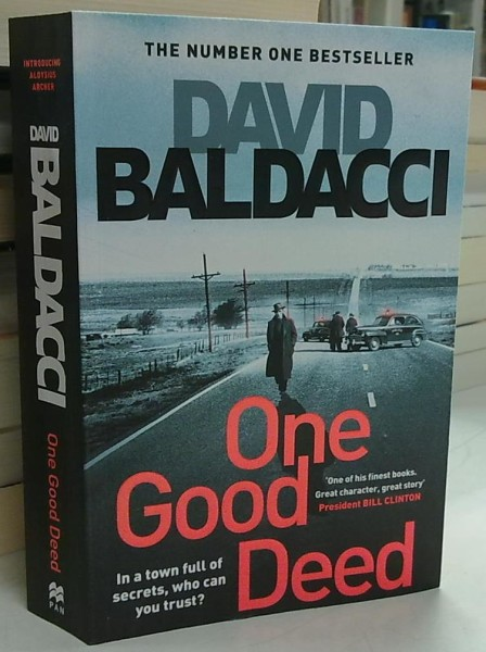 One Good Deed, David Baldacci