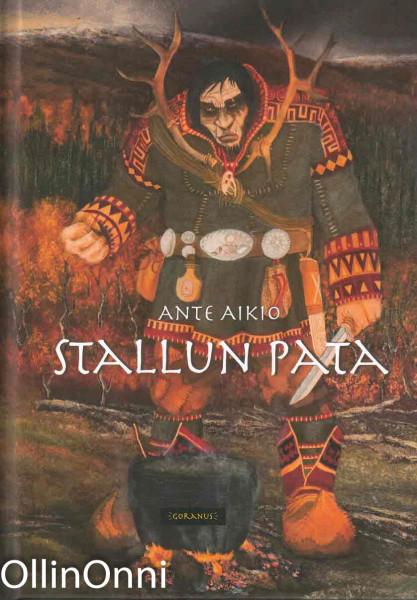 Stallun pata, Ante Aikio