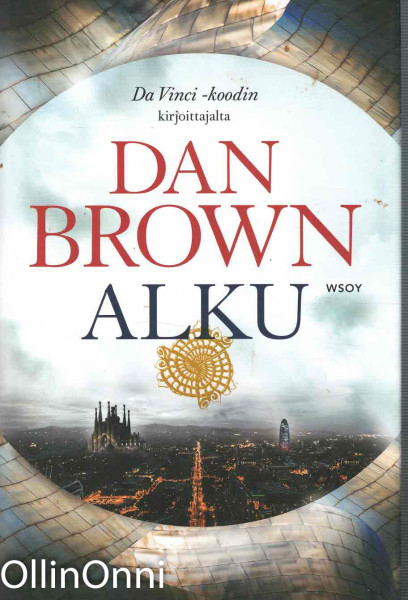 Alku, Dan Brown