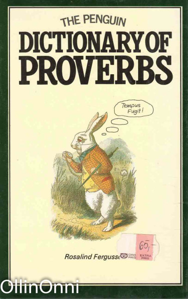 The Penguin Dictionary of Proverbs, Rosalind Fergusson