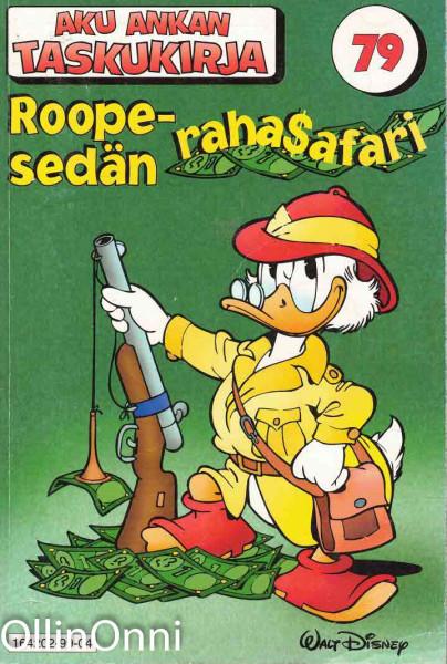 Roope-sedän rahasafari, Mary A. Wuorio