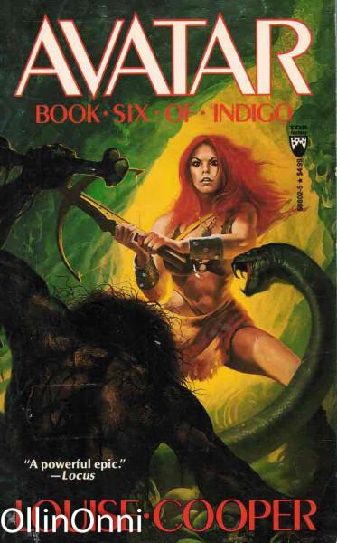 Avatar - Book Six of Indigo, Louise Cooper