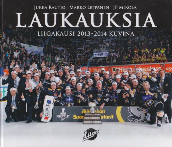 Laukauksia : liigakausi 2013-2014 kuvina, Marko Leppänen