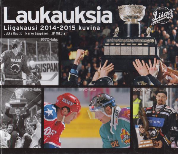 Laukauksia : liigakausi 2014-2015 kuvina, Marko Leppänen