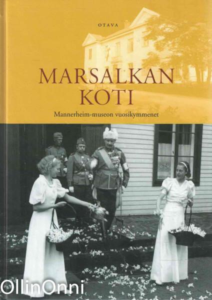 Marsalkan koti : Mannerheim-museon vuosikymmenet, Märtha Norrback