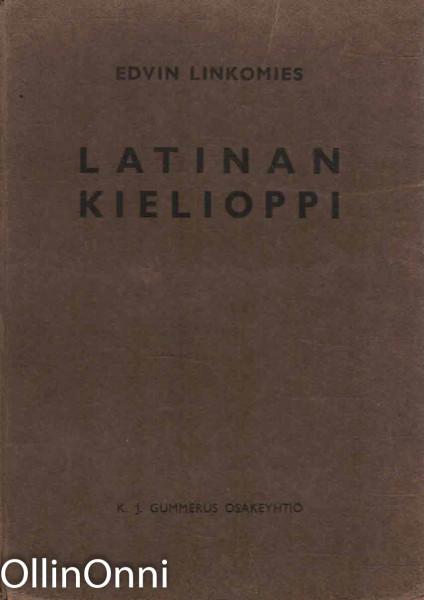 Latinan kielioppi, Edwin Linkomies