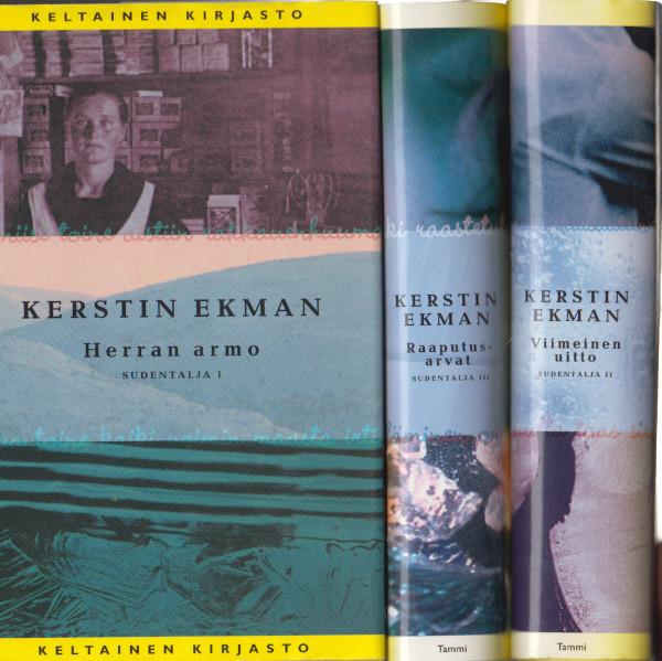 Sudentalja. 1, Herran armo, Kerstin Ekman