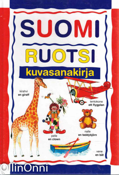 Suomi-Ruotsi kuvasanakirja, Judy Hensman