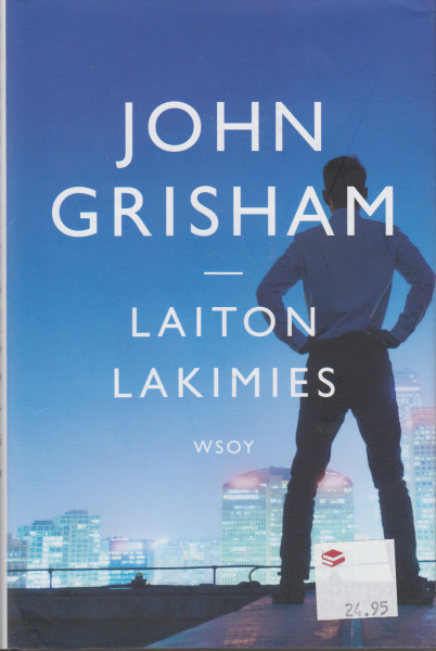 Laiton lakimies, John Grisham