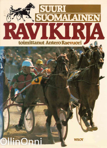 Suuri suomalainen ravikirja, Antero Raevuori