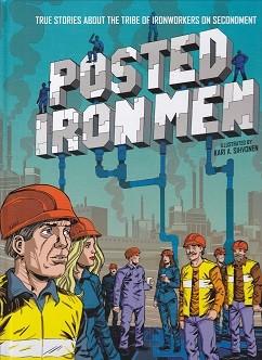Posted Iron Men, Kari A. Sihvonen
