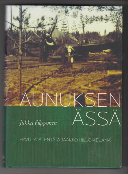 Aunuksen ässä, Jukka Piipponen
